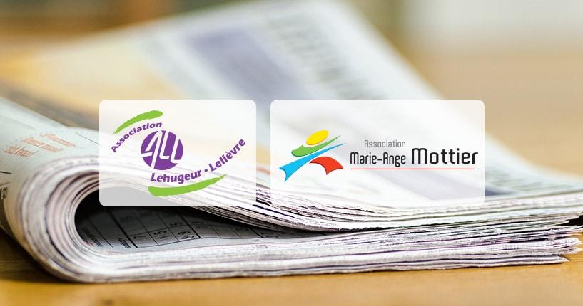 Fusion Lehugeur-Lelièvre, Marie-Ange Mottier, les articles de presse