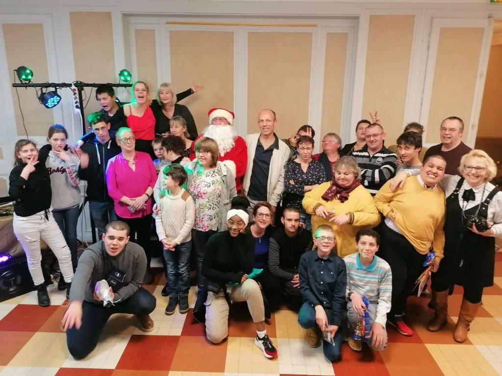 L'Association Lehugeur-Lelièvre a fêté Noël