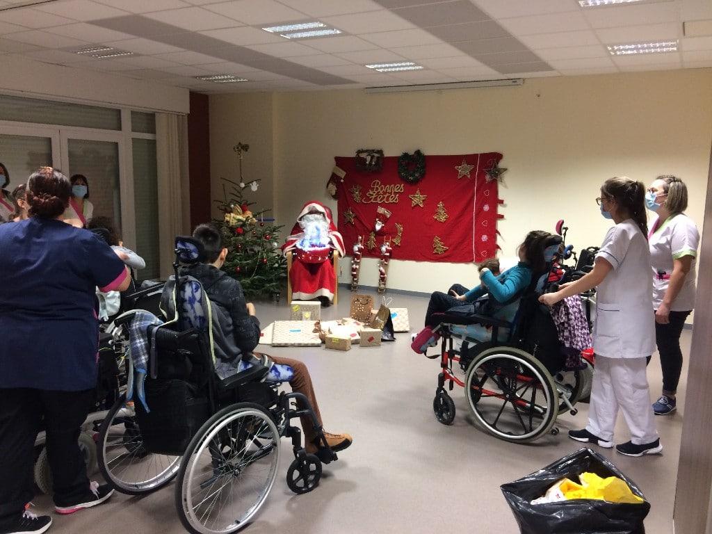 Retour sur le Noël 2020 des établissements et services de la Fondation Normandie Générations