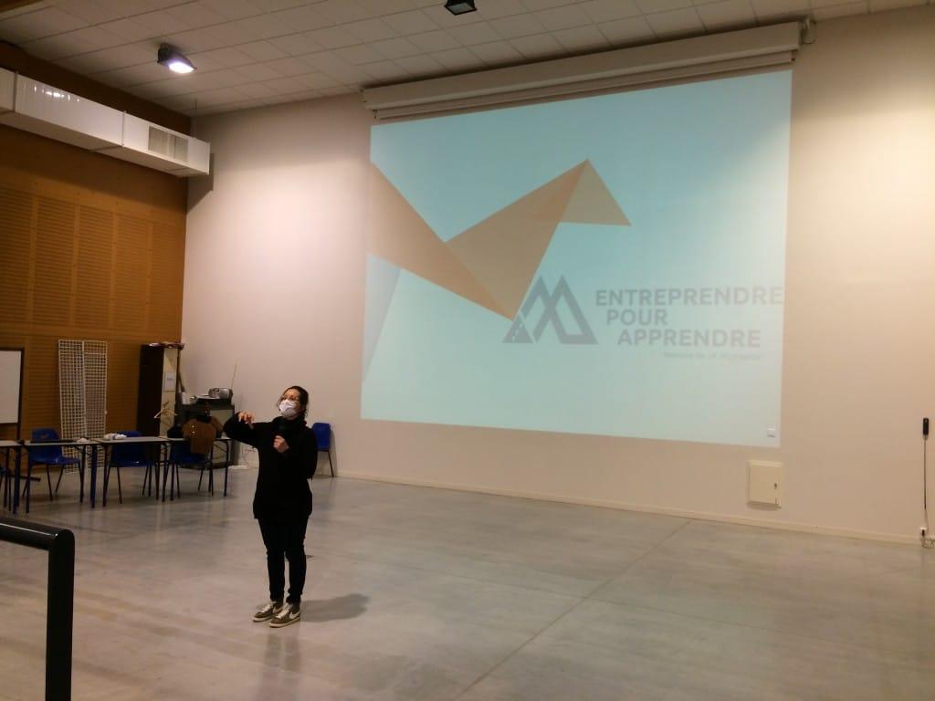 [ACTUALITÉ] Les jeunes de l'IME Marie Crué expérimentent l'entreprenariat – Projet «Entreprendre pour Apprendre»