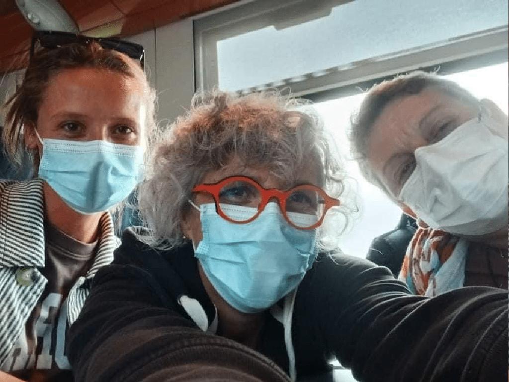[SOLIDARITÉ COVID-19] 3 soignantes de la Fondation Normandie Générations arrivées en renfort aux Antilles