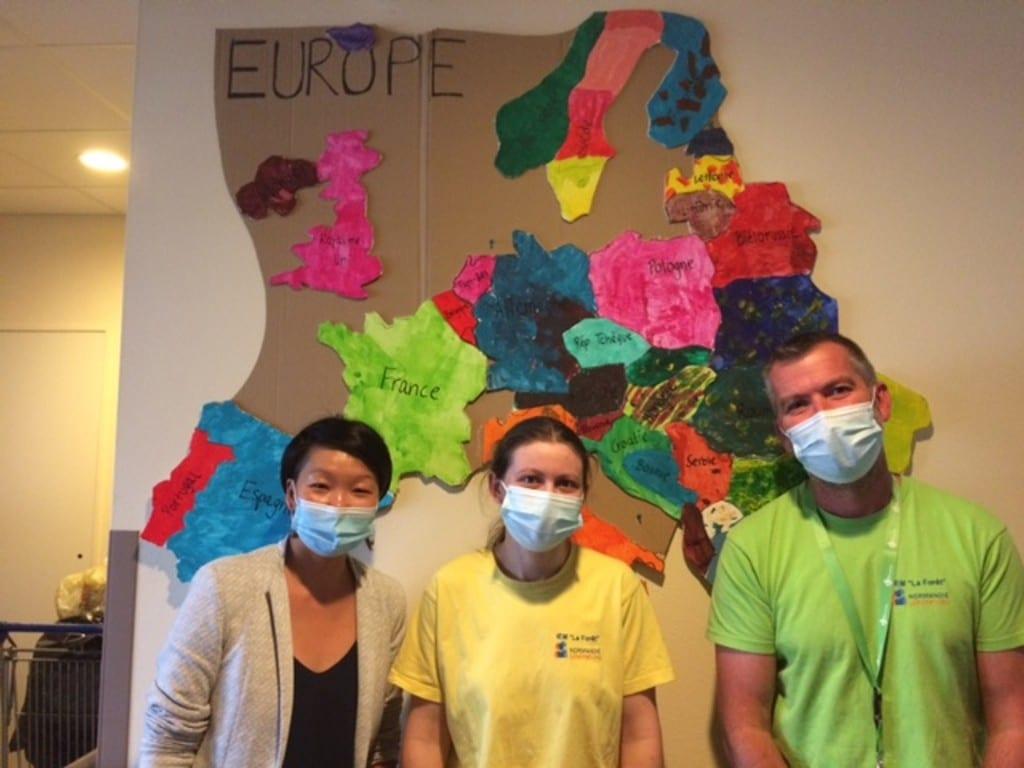 [IEM LA FORÊT] Bienvenue à Arianna, qui intègre la Fondation Normandie Générations dans le cadre d'un CES – Corps Européen de Solidarité